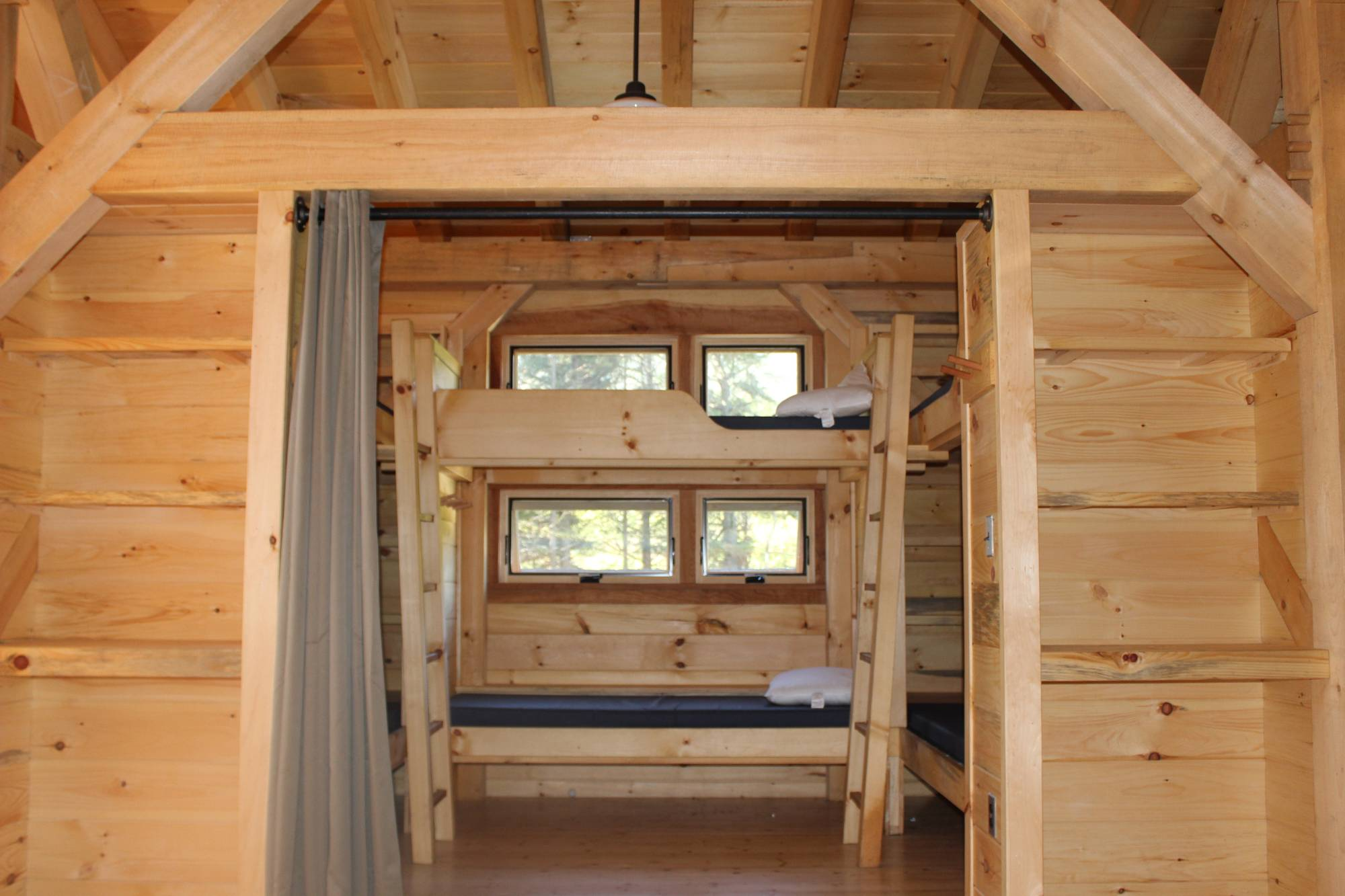 65 bunkhouse room