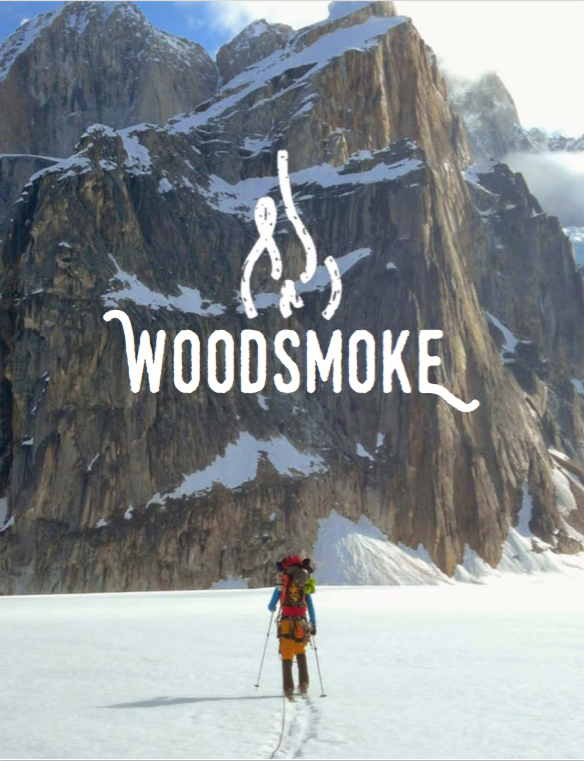 Woodsmoke 2016 cover